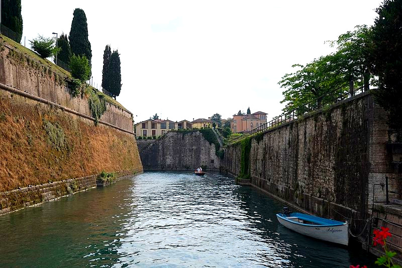 PESCHIERA FORTRESS BOAT TOUR