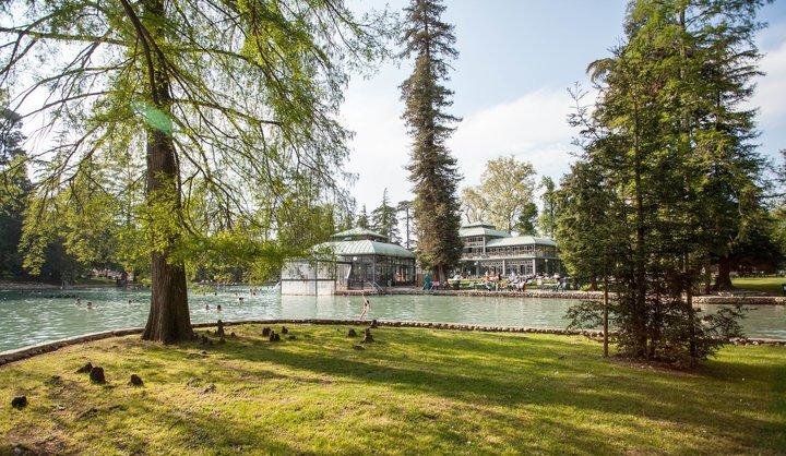 PARCO TERMALE DEL GARDA- Villa dei Cedri
