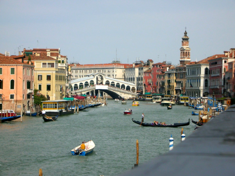 Venezia - from WEST coast