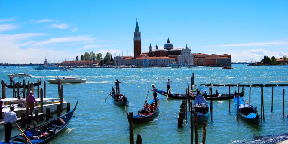 Venezia - from WEST coast