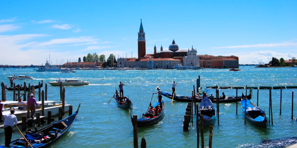Venezia - from EAST coast