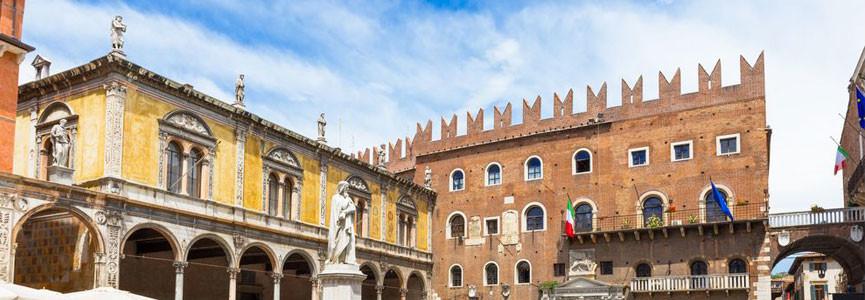 Verona - from EAST coast