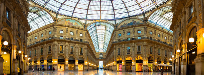Milano - from WEST coast
