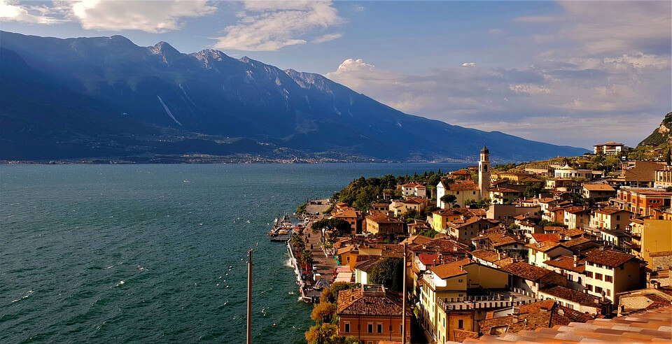 Gardalake Tour 1 - from NORTH coast
