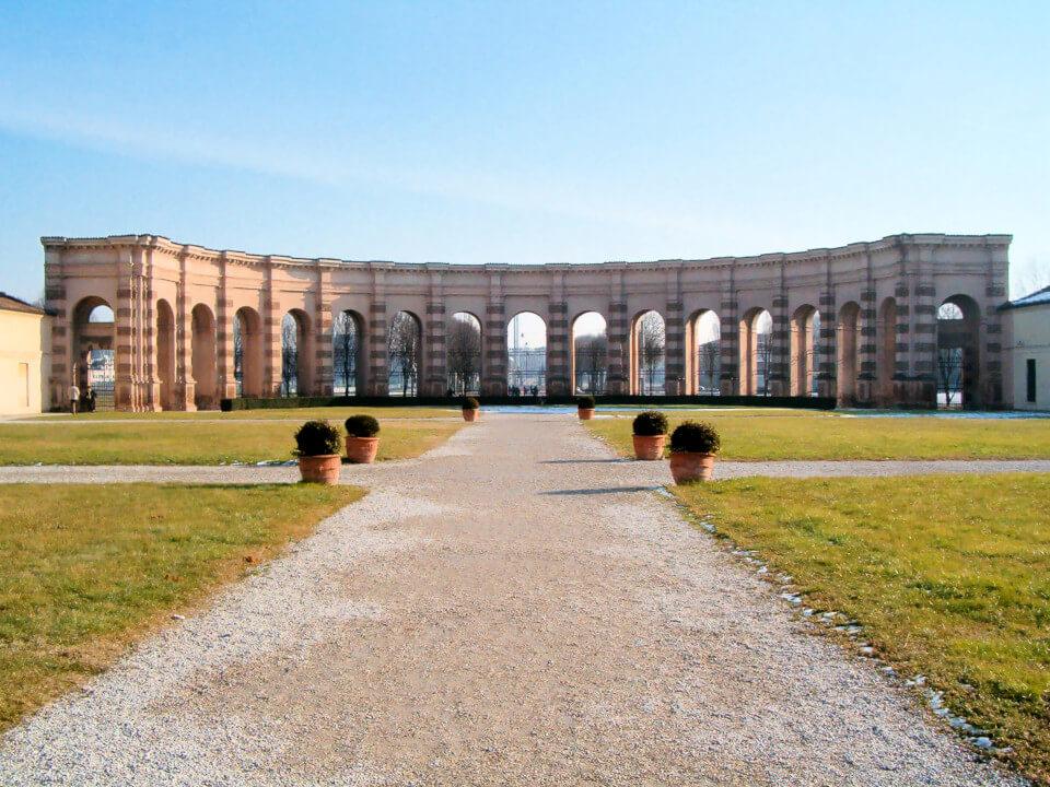 Mantova & Parco Giardino Sigurtà - from EAST coast