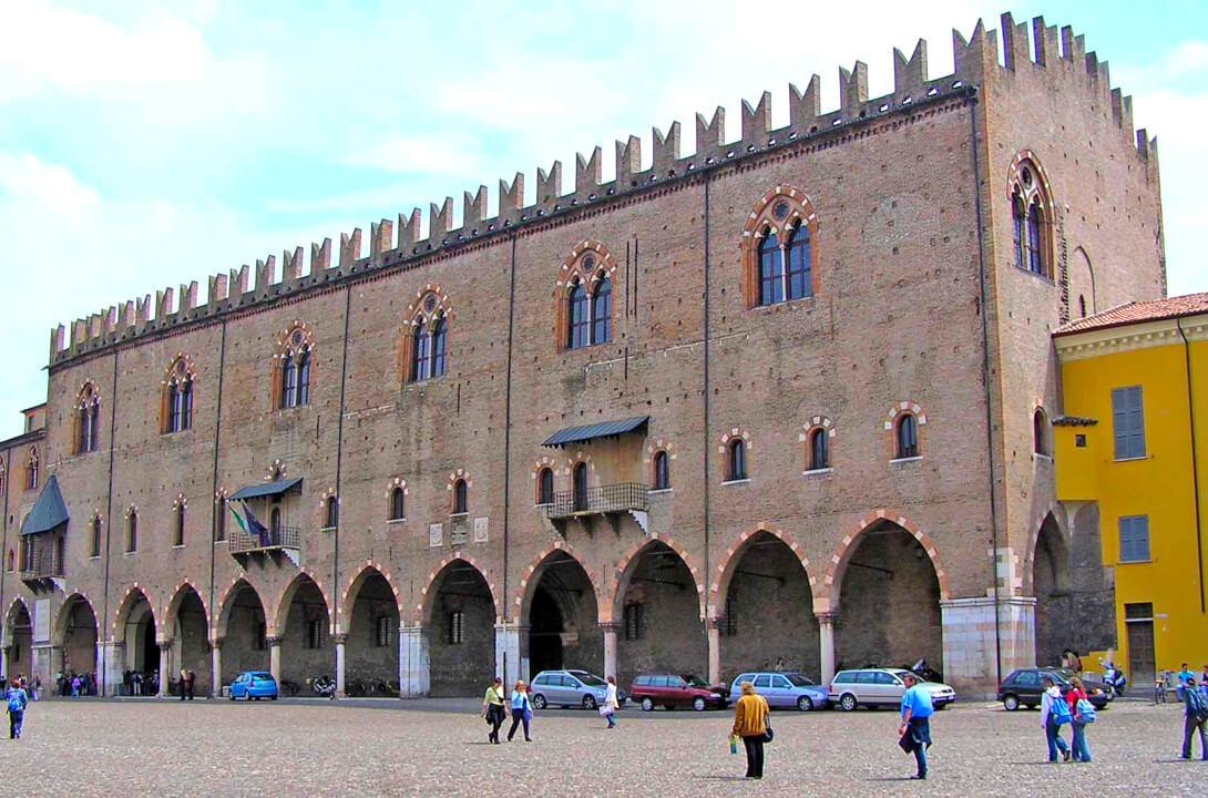 Mantova & Parco Giardino Sigurtà - from WEST coast
