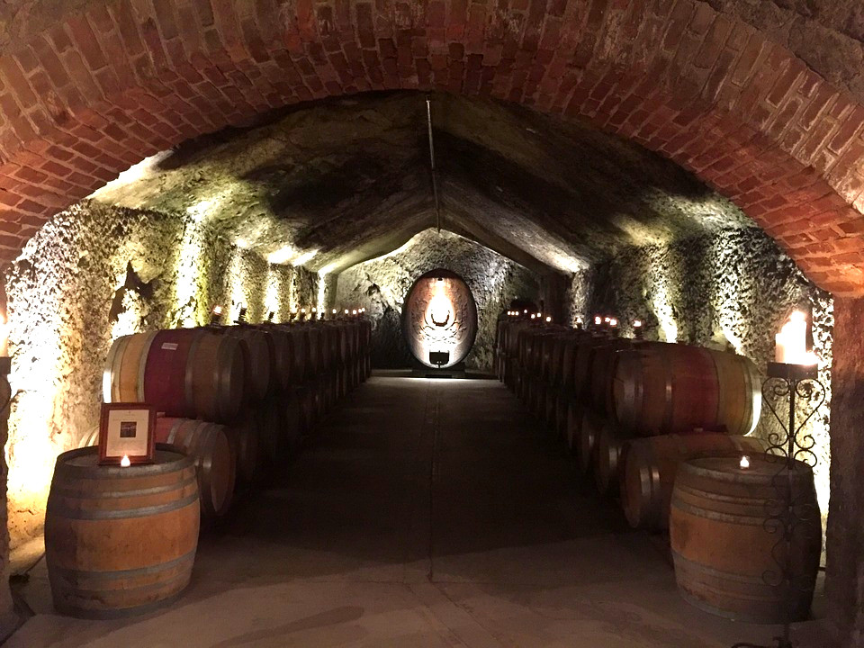 Wine Tour - from WEST coast