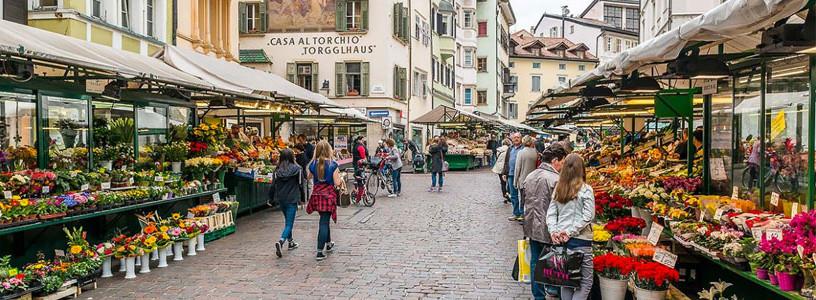 Bolzano & Renon - only from EAST coast