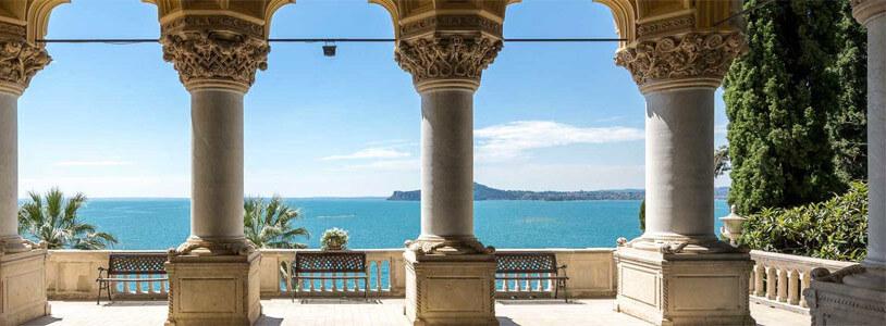 Isola del Garda - from Lazise ON SUNDAY