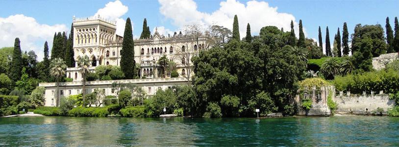 Isola del Garda - from Garda ON FRIDAY