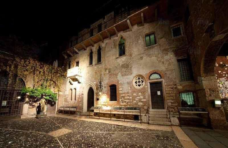 Verona by Night - EAST coast