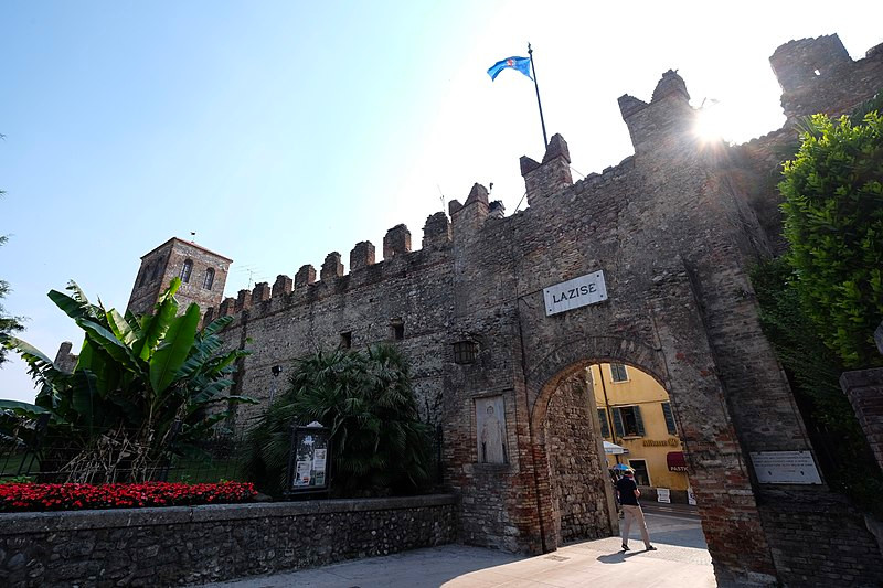 VISIT LAZISE (FROM SIRMIONE)
