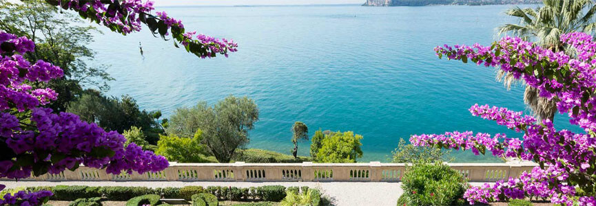 Isola del Garda - from Gargnano ON WEDNESDAY