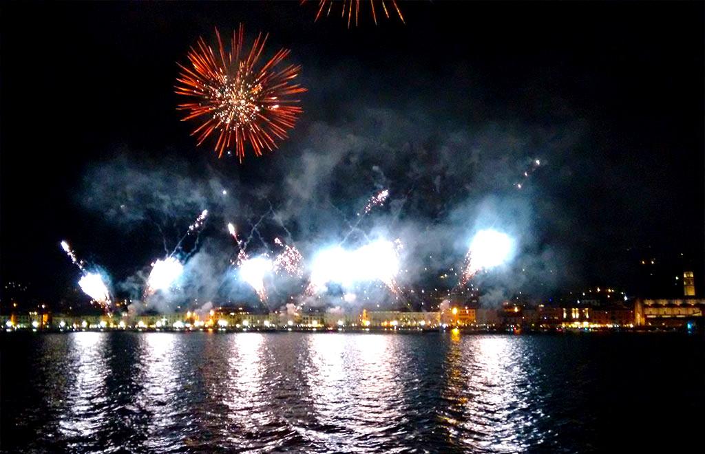 La notte d'incanto- boat night tour