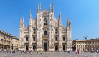 Milano - from East coast