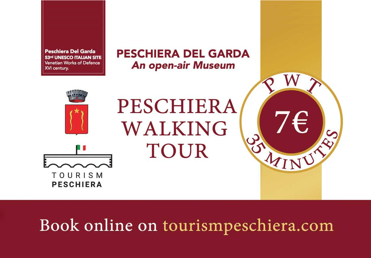 PESCHIERA WALKING TOUR 35 MINUTES