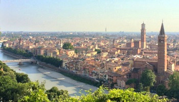 Verona Audioguided - from NORTH coast