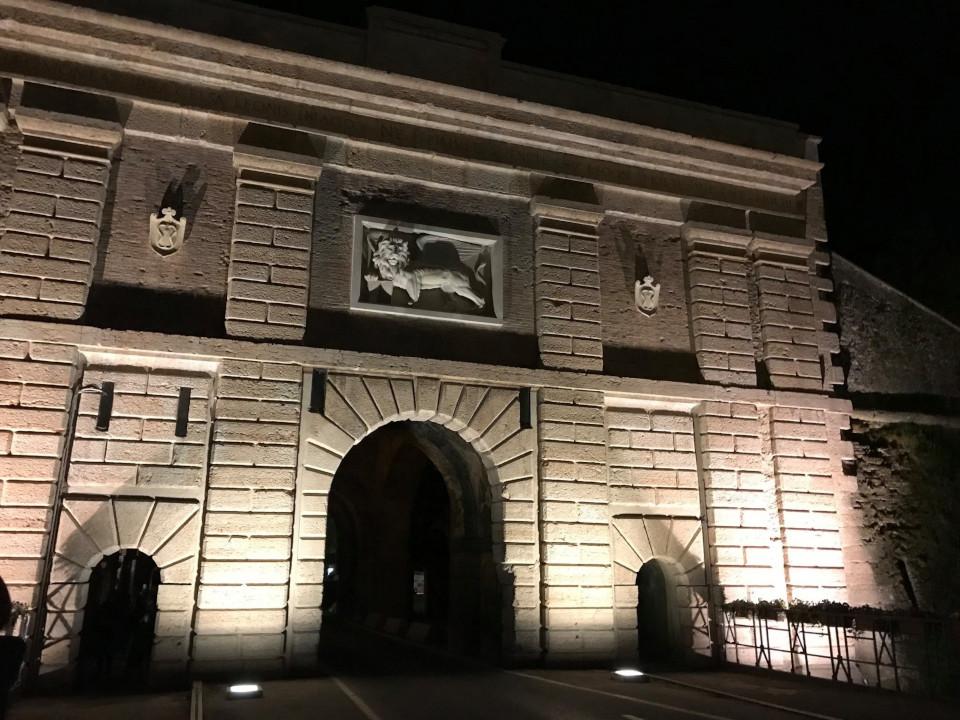 Peschiera del Garda - Porta Verona
